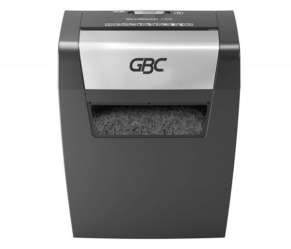 Máy hủy tài liệu GBC ShredMaster X308 (hủy vụn)