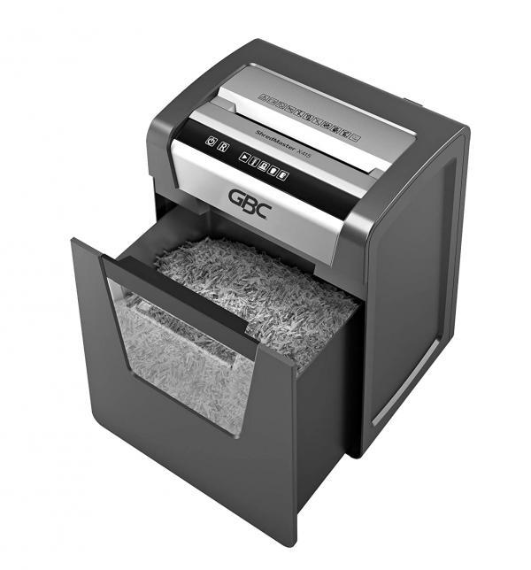 Máy Hủy Giấy GBC ShredMaster X415 (hủy vụn)