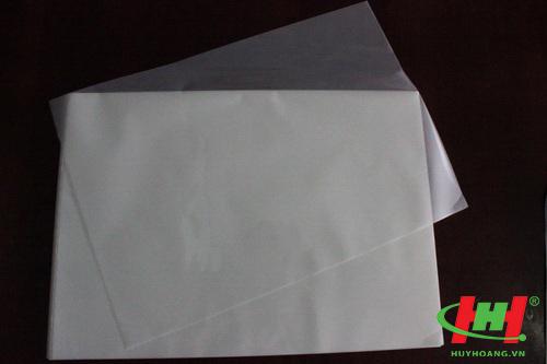 Giấy ép Plastic A4 Mỏng 100tờ GE001
