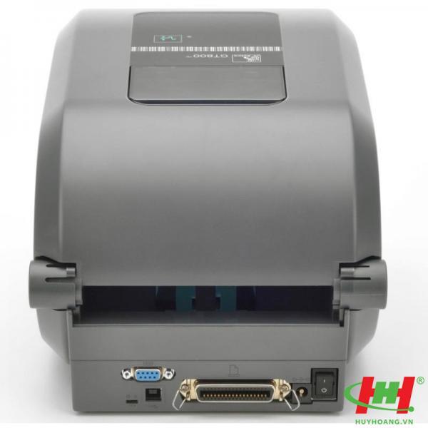 Máy in mã vạch Zebra GT800 - 300dpi