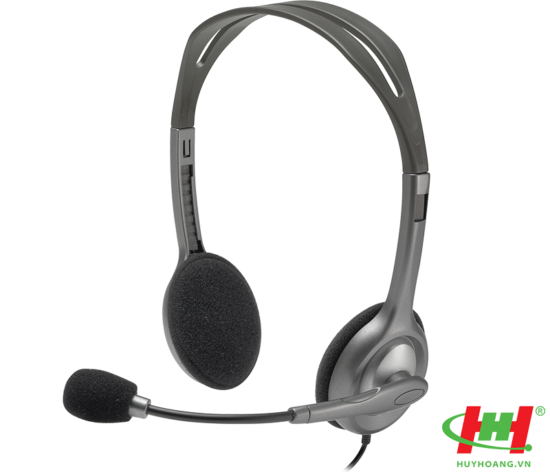 Tai nghe Logitech H110 Stereo Headset