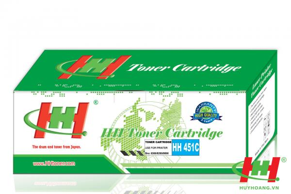 Mực máy in Brother HL-8690CDW 8260CDN 8360CDW TN-451C (HH 451C) Cyan