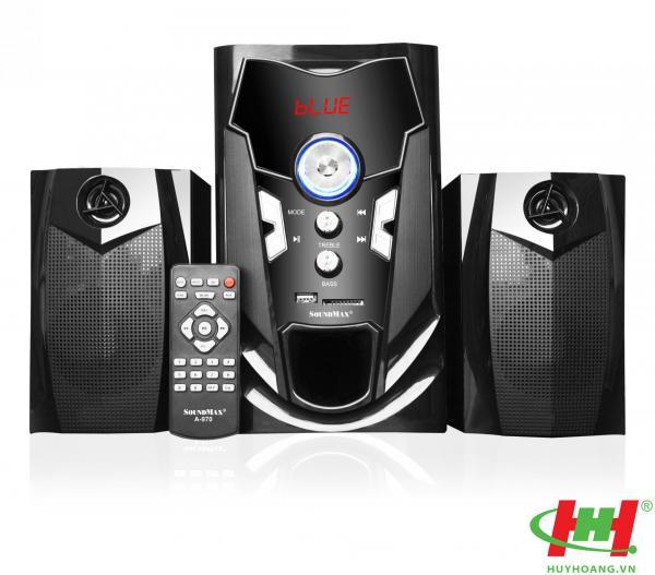 Loa SoundMax A-970 2.1