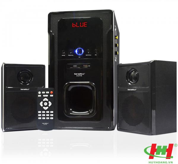 Loa SoundMax A-2119 2.1