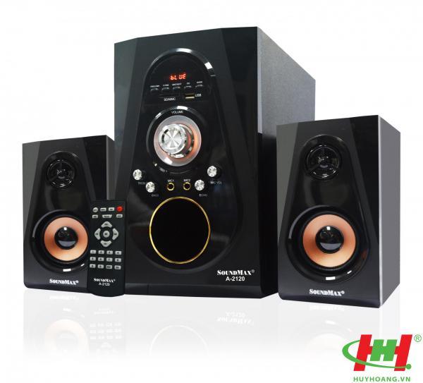 Loa Karaoke Soundmax A2120 2.1
