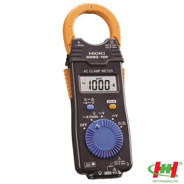 Ampe kìm  AC Hioki 3280-10F