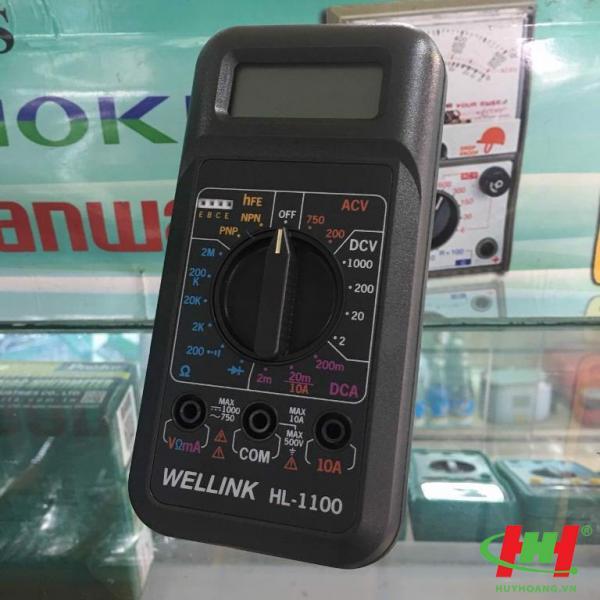 Đồng hồ Wellink HL-1100