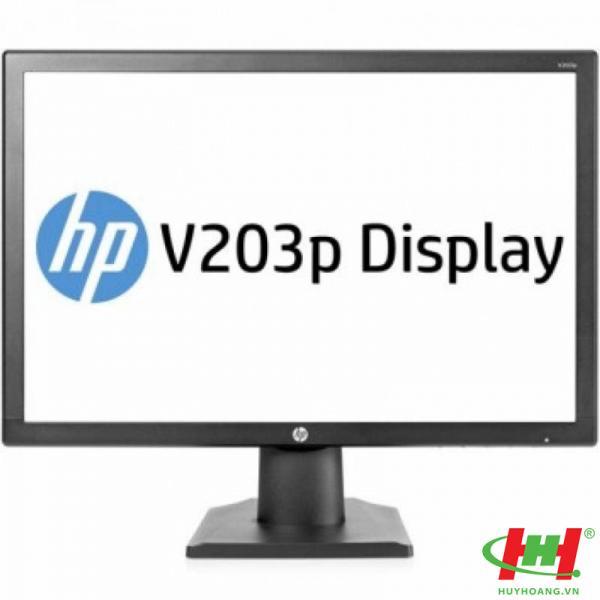 """Màn hình LCD HP  19.5"""" V203p Led (Thay bằng Model HP P204V)"""