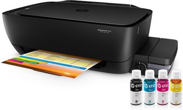 Máy in liên tục HP DeskJet GT5810 (in,  scan,  copy)
