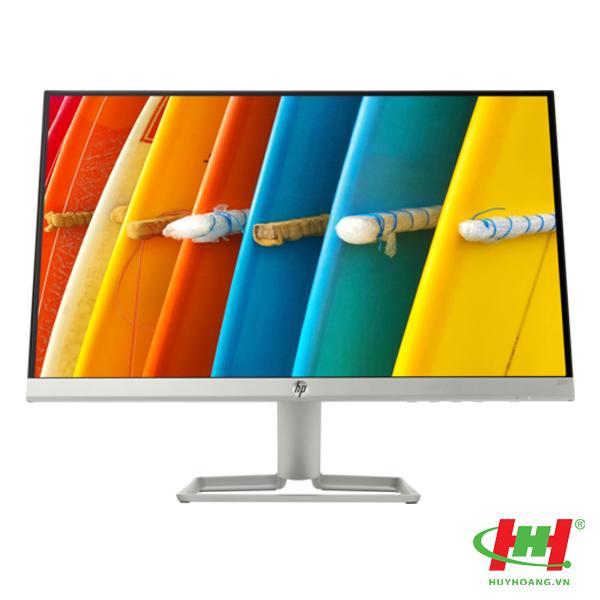 Màn hình máy tính HP 22F 22inch IPS,  Full HD 1920x1080,  HDMi,  VGA,  03 Year,  China_3AJ92AA (đen)