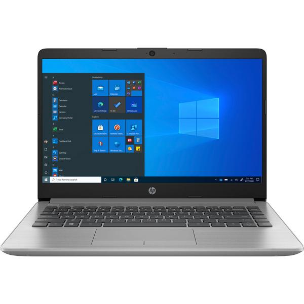 Máy tính xách tay HP 240 G8  342G5PA Core i3-1005G1 / 4GD4 / 256GSSD / 14.0FHD / Wlac /BT4.2 / 3C41WHr / BẠC / W10SL