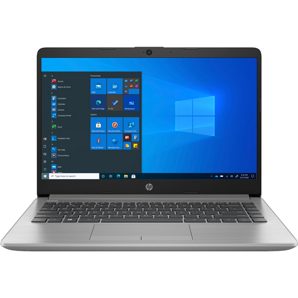 Máy tính xách tay HP 240 G8 i5-1135G7/ 8GD4/ 512GSSD/ 14.0FHD/ Wlac/ BT4.2/ 3C41WHr/ BẠC/ W10SL_518V7PA