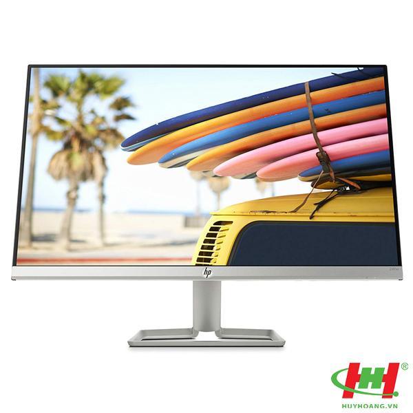 Màn hình máy tính HP 24FW 24inch IPS,  Full HD 1920x1080,  HDMi,  VGA,  03 Year,  China_3KS63AA (trắng)