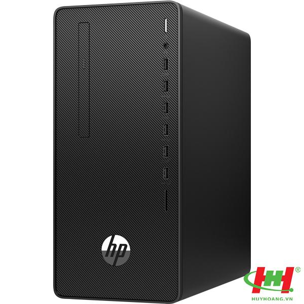 Máy tính để bàn HP 280 Pro G6 Microtower,  Core i5-10400(2.90 GHz, 12MB), 4GB RAM, 1TB HDD, DVDRW, Intel Graphics, Wlan ac+BT, USB Keyboard & Mouse, Win 10 Home 64, 1Year,  China_1D0L2PA