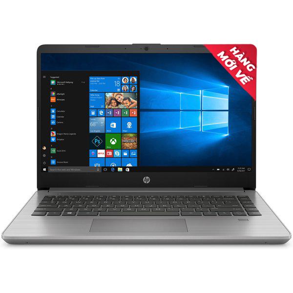 Máy tính xách tay HP 340s G7 i7-1065G7/ 4GD4/ 512GSSD/ 14.0FHD/ FP/ WL/ BT/ 3C41WHr/ XÁM/ W10SL 2G5C7PA