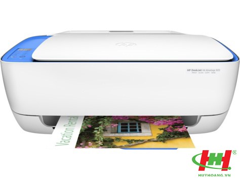 Máy in màu HP Deskjet Ink Advantage 3635 (in,  scan,  copy,  wifi) (Thay thế bằng 4535)