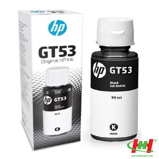 Mực in HP GT53 Black Original Ink Bottle (1VV22AA)