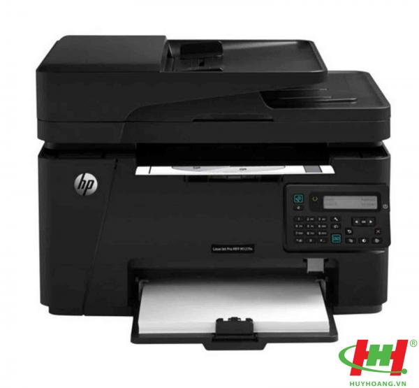 Máy in HP LaserJet Pro MFP M127fs (in,  scan,  copy,  fax)