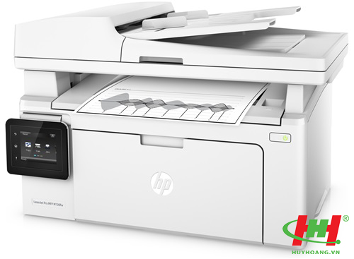 Máy in HP LaserJet Pro MFP M130FW (in,  scan,  copy,  Fax,  Wifi)