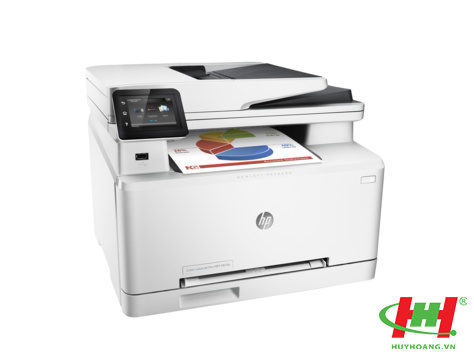 Máy in HP Color LaserJet Pro MFP M274N cũ (in,  scan,  copy)