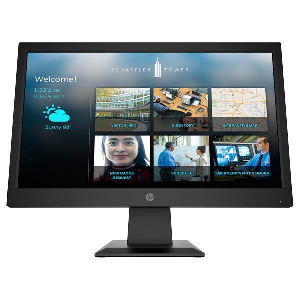 Màn hình HP P19b 18.5inch 9TY83AA (1366 x 768 ,  5ms ,  HDMI ,  VGA ,  3Y )