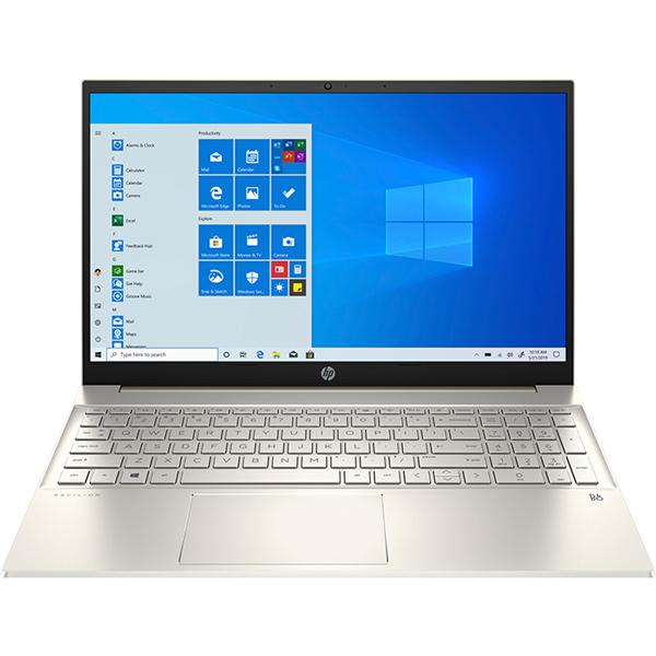 Máy tính xách tay HP Pavilion 15-eg0505TX i5 -1135G7/ 8GD4/ 512GSSD/ 15.6FHD/ Wlac/ BT/ 3C41WHr/ ALUp/ VÀNG/ W10SL/ 2G_MX450_46M03PA