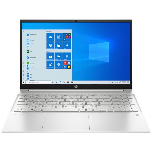 Máy tính xách tay HP Pavilion 15-eg0540TU4P5G7PA - BẠC i5-1135G7/ 8G/ SSD256GB/ 15 FHD/ WIN 10 /1y
