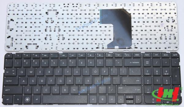 Bàn phím laptop HP G7 (Đen)