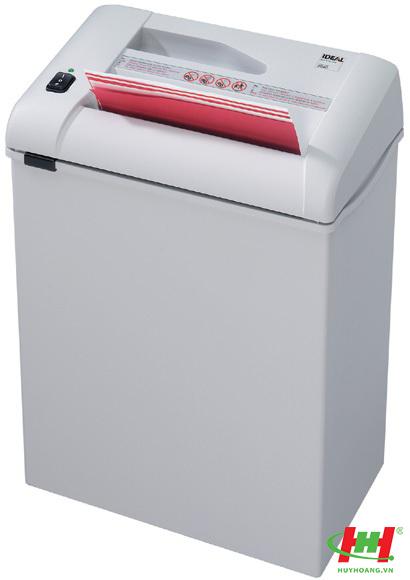 Máy hủy giấy IDEAL 2220,  máy hủy tài liệu IDEAL 2220 (hủy sợi)