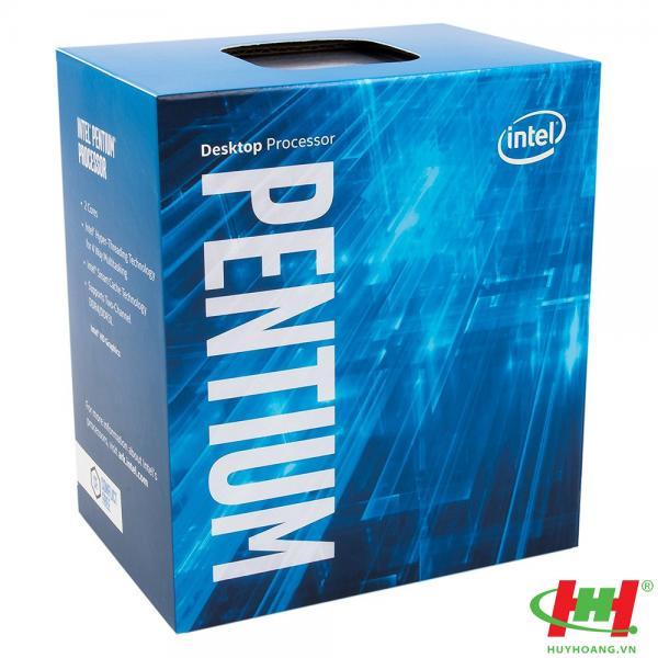 CPU Pentium Dual Core-G4600 (3.6GHz)