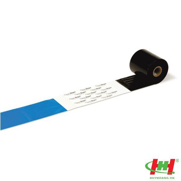 Mực in mã vạch wax ribbon IIMAX 110mmx300mét