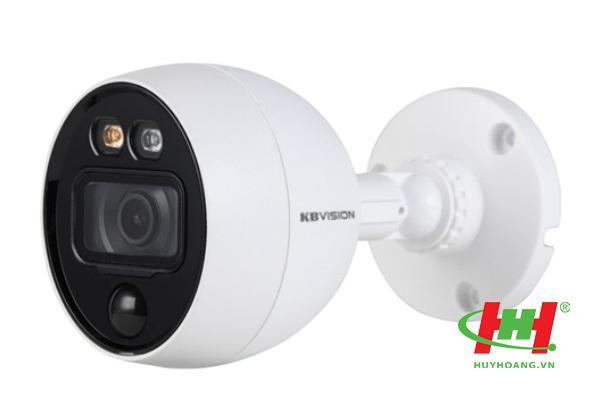 Camera Thân HDCVI  KBVision 5MP PIR  KX-5001C.PIR