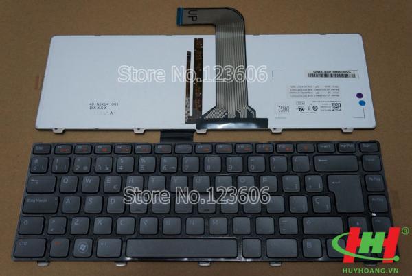 Thay bàn phím laptop Dell Vostro 3350 3450 3460 3550 3555 3560 V131 K đèn