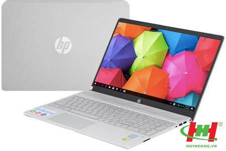 Laptop HP Pavilion 15 cs1044TX i5 8265U/4GB/1TB/MX130/Win10 (5JL26PA)