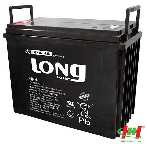 Bình ắc quy Long 12V-150Ah (LGK150-12N) GEL (100%)
