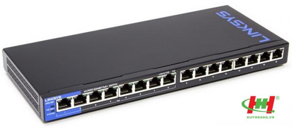 Switch Linksys LGS116 16-Port Gigabit