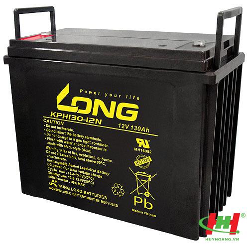 Bình ắc quy Long 12V-130Ah (KPH130-12N)