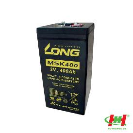 Bình ắc quy Long 2V-400Ah (MSK400)