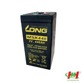 Bình ắc quy Long 2V-440Ah (MSK440)