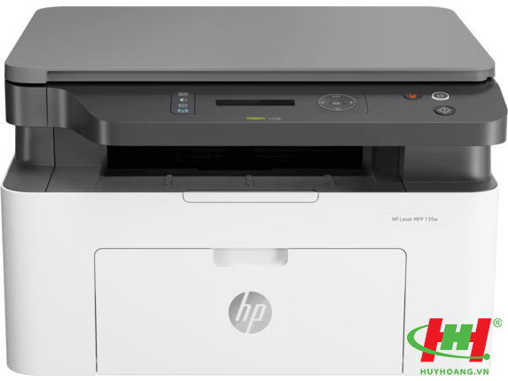 Máy in HP Laser MFP M135w (4ZB83A)  Print,  copy,  scan,  wifi