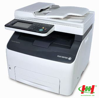 Máy in đa năng Laser màu Xerox DocuPrint CM225fw(Fax,  In,  Copy,  Scan,  Network,  Wifi)