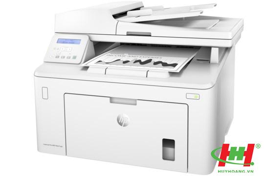 Máy in HP LaserJet Pro MFP M227sdn (in,  Scan,  Copy,  in 2 mặt,  in qua mạng)