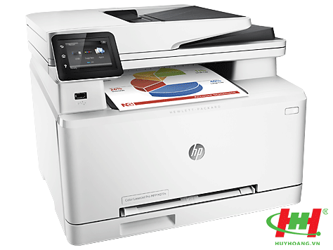 Máy in HP Color LaserJet Pro MFP M277n (B3Q10A) (in màu,  scan,  copy,  fax,  in qua mạng)