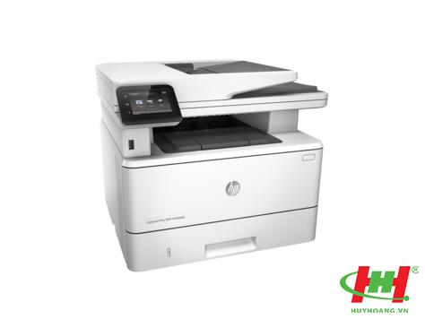 Máy in HP LaserJet Pro MFP M426fdw (in 2 mặt,  scan 2 mặt,  copy 2 mặt,  fax,  wifi,  Lan)