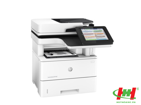 Máy in HP LaserJet Enterprice 500 MFP M527F (F2A77A) (in,  scan,  copy,  fax,  in qua mạng,  in 2 mặt)