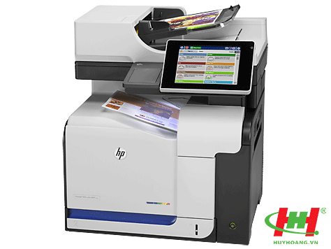 Máy in HP LaserJet Enterprise 500 color MFP M575DN CD644A (in qua mạng,  in 2 mặt,  Scan,  Copy)