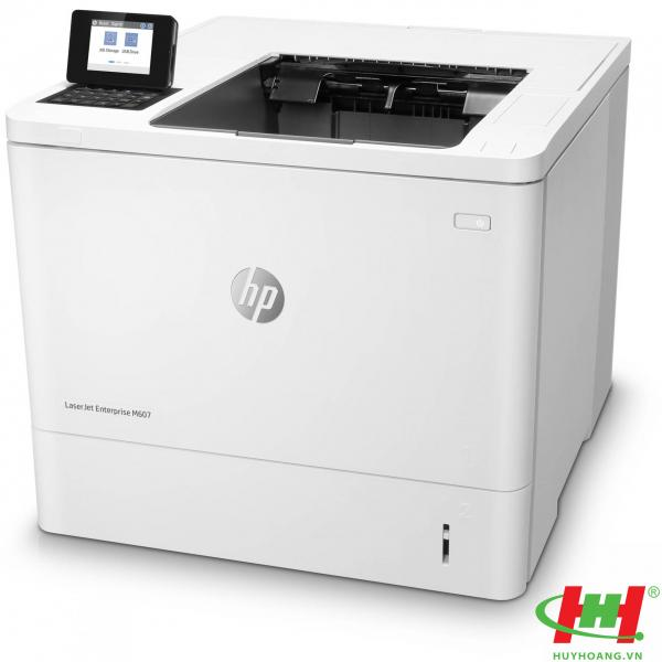Máy in Laser HP LaserJet Enterprise M607DN (K0Q15A) (In,  Duplex,  Network)