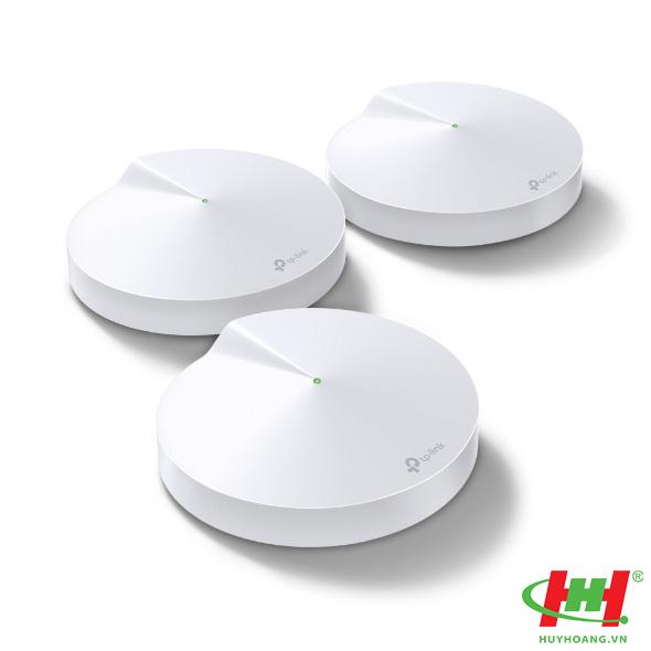 Hệ thống Wi-Fi Mesh cho Gia Đình TP-Link Deco M9 Plus (3-Pack) AC2200