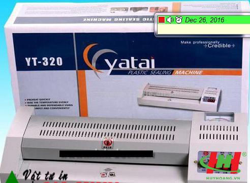 Máy ép plastic YT 320 (máy ép nhựa YT320)