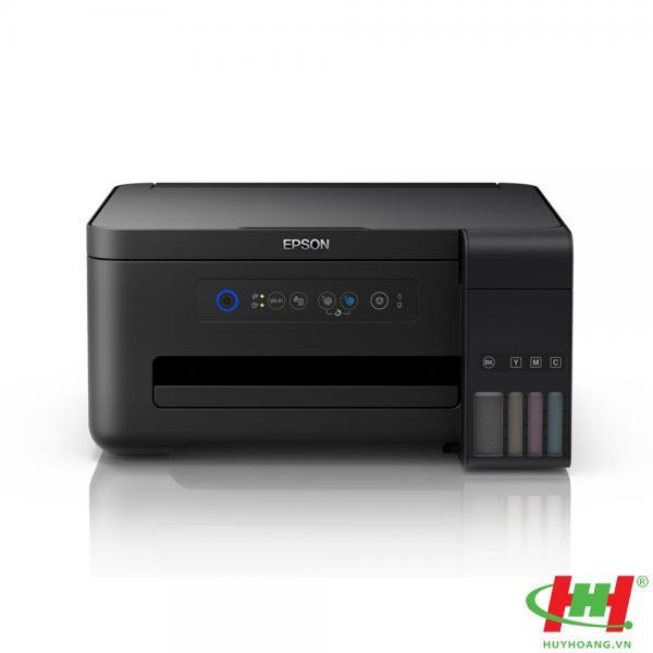 Máy in phun màu Epson L4150 (In,  Scan,  Copy,  Wifi) thay L405